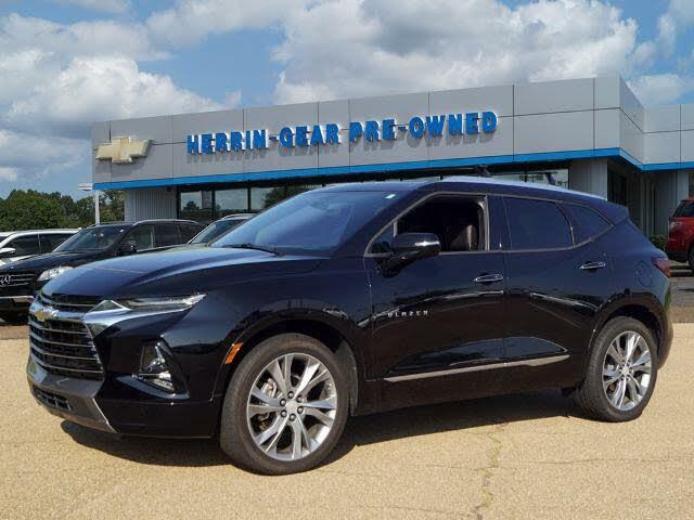 2020 Chevrolet Blazer Premier FWD
