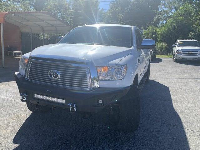 2010 Toyota Tundra Limited CrewMax FFV 5.7L 4WD