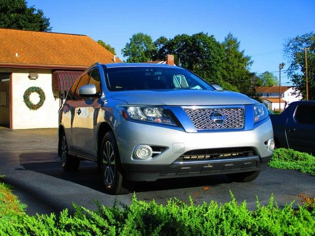 2014 Nissan Pathfinder SV 4WD
