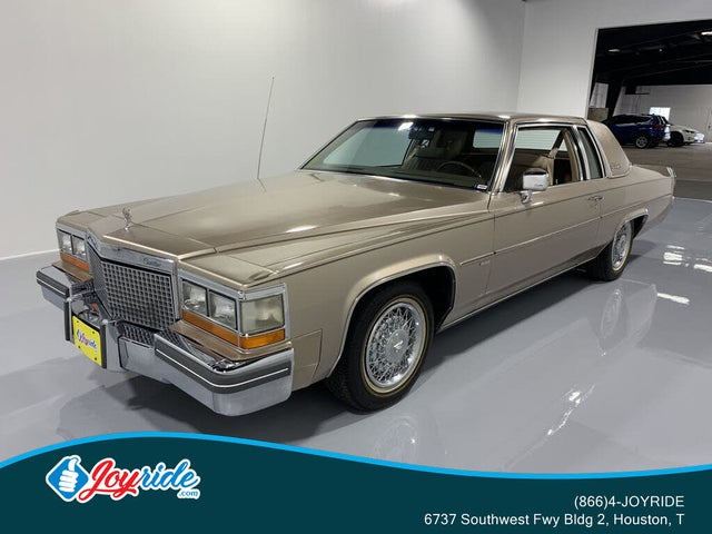 1981 Cadillac DeVille Coupe FWD
