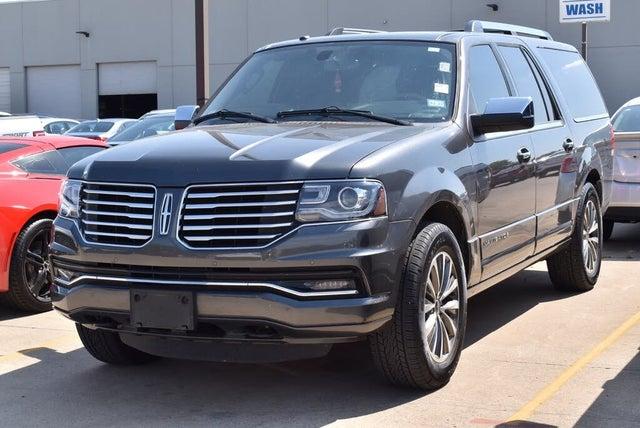 2017 Lincoln Navigator L Select RWD