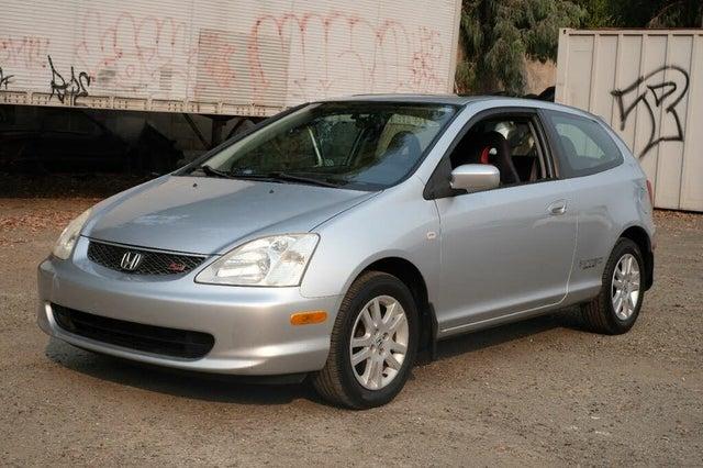 2002 Honda Civic Coupe Si Hatchback