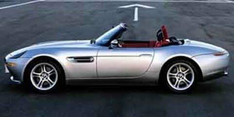2001 BMW Z8 Roadster RWD