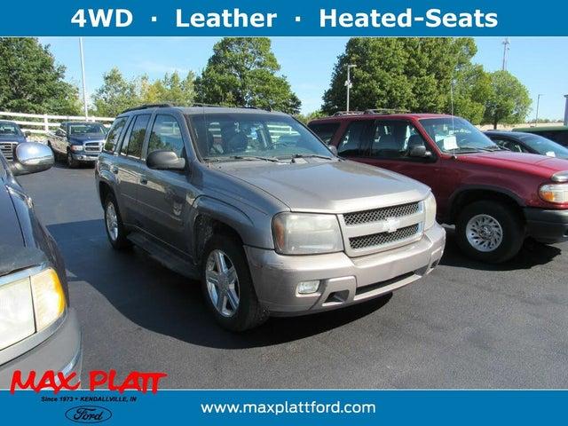 2008 Chevrolet Trailblazer 3LT 4WD