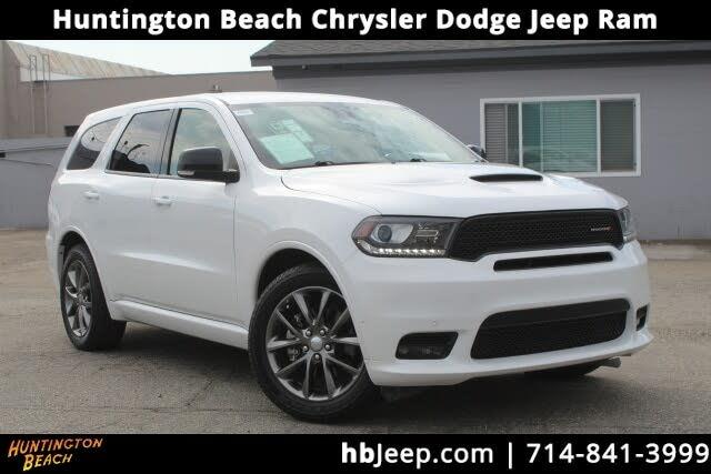 2018 Dodge Durango R/T RWD