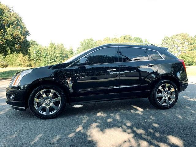 2010 Cadillac SRX Turbo Performance AWD
