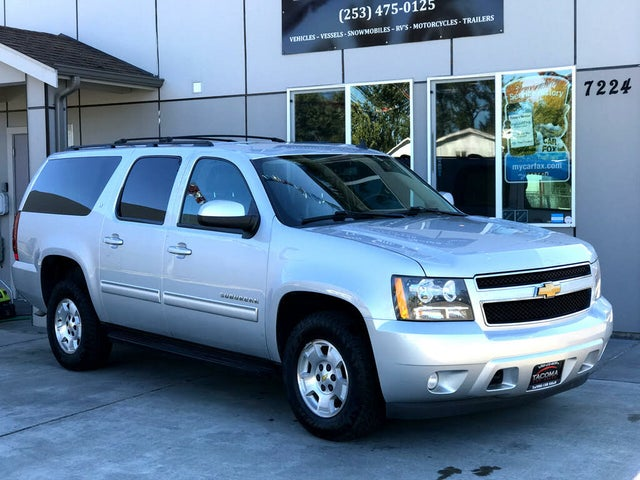 2014 Chevrolet Suburban 1500 LT 4WD