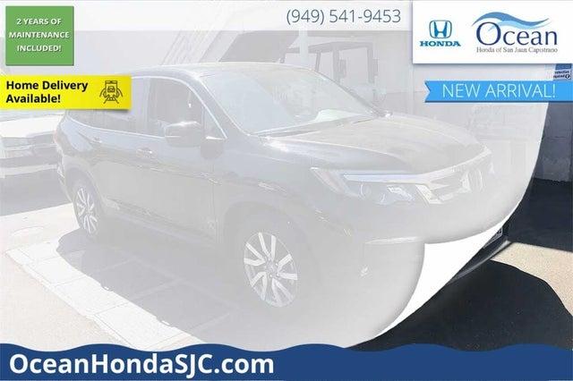 2019 Honda Pilot EX-L FWD