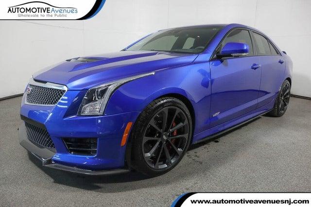 2018 Cadillac ATS-V RWD