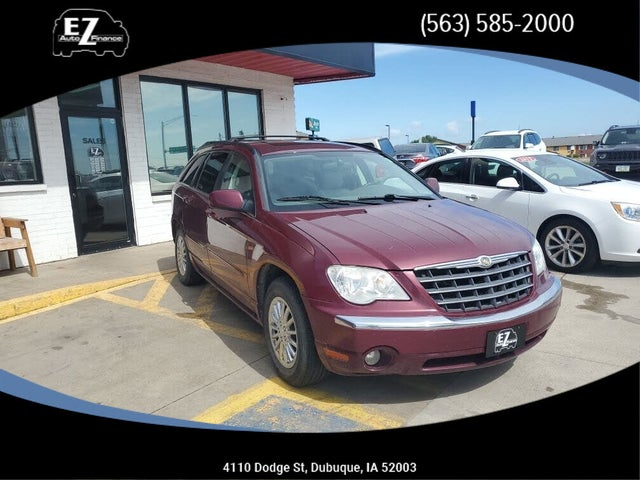 2008 Chrysler Pacifica Limited AWD