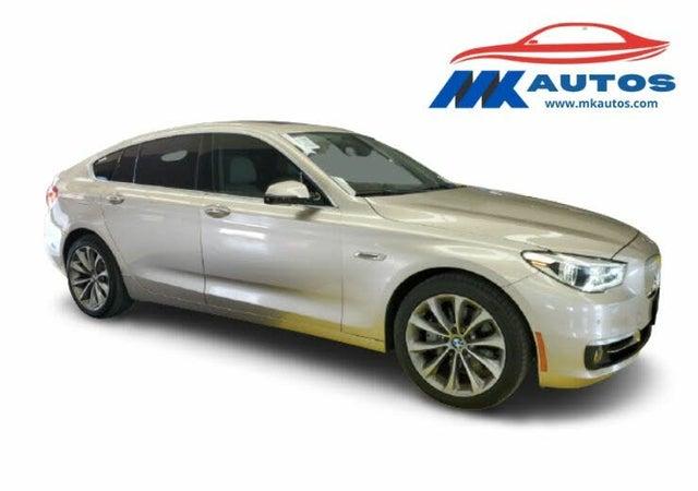 2014 BMW 5 Series Gran Turismo 535i RWD