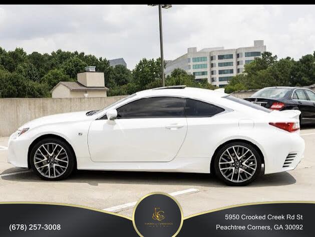 2017 Lexus RC 300 AWD