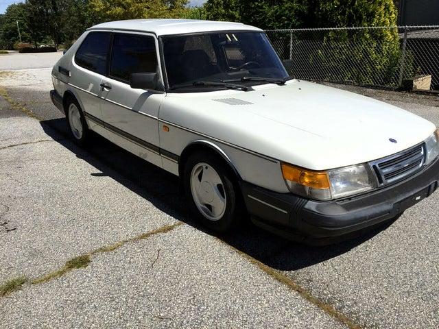 1989 Saab 900 Turbo Hatchback