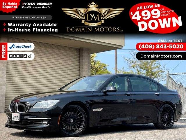 2014 BMW 7 Series Alpina B7 LWB RWD