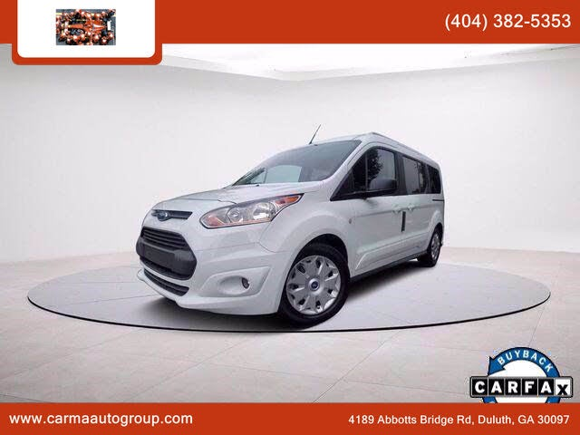 2018 Ford Transit Connect Wagon XLT LWB FWD with Rear Liftgate