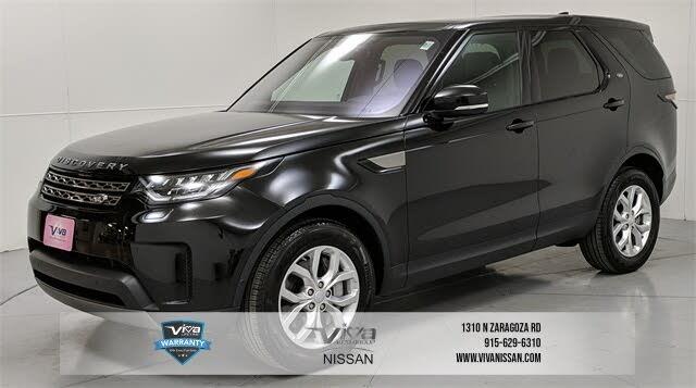2020 Land Rover Discovery V6 SE AWD