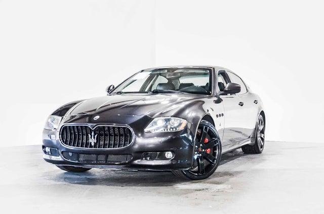 2011 Maserati Quattroporte S RWD