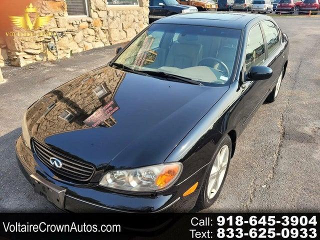 2003 INFINITI I35 Luxury FWD