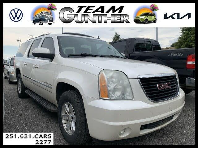 2010 GMC Yukon XL 1500 SLT