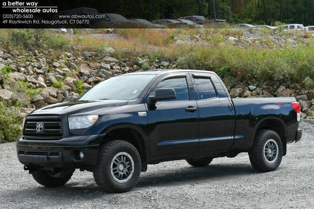 2011 Toyota Tundra Limited Double Cab 5.7L FFV 4WD