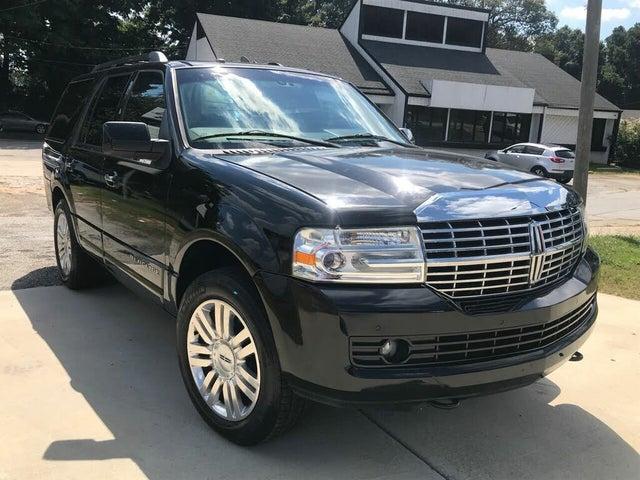 2012 Lincoln Navigator RWD
