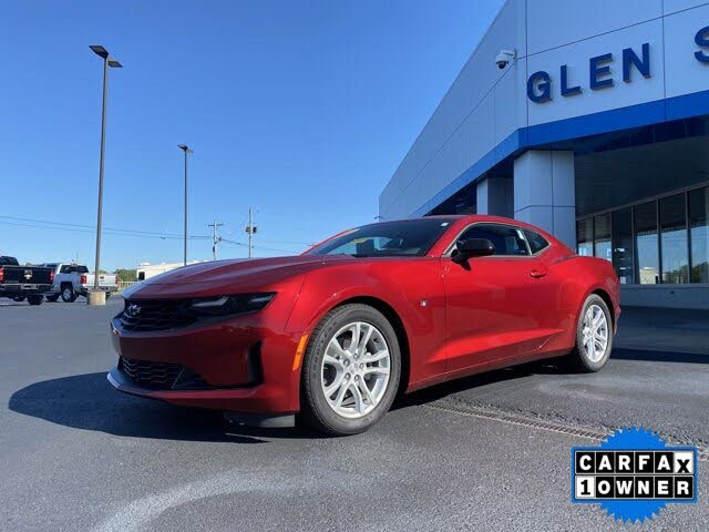 2021 Chevrolet Camaro 1LS Coupe RWD