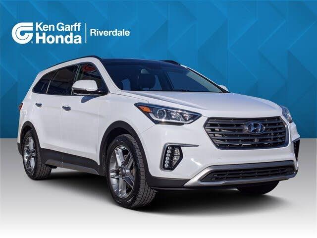 2018 Hyundai Santa Fe Limited Ultimate FWD