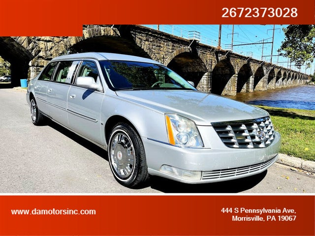 2010 Cadillac DTS Pro Coachbuilder Limo FWD