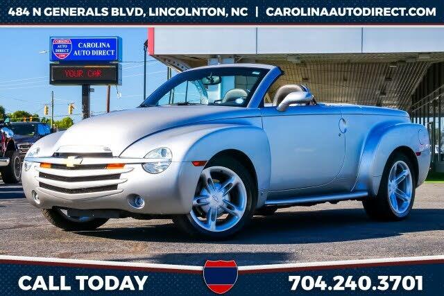 2006 Chevrolet SSR RWD