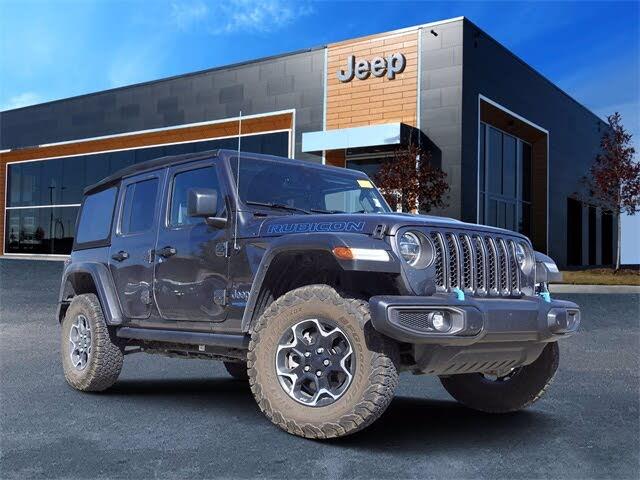 2021 Jeep Wrangler Rubicon 4WD