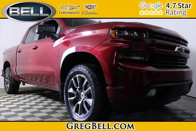 2020 Chevrolet Silverado 1500 RST Crew Cab 4WD