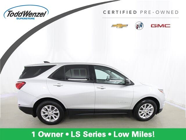 2019 Chevrolet Equinox 1.5T LS FWD