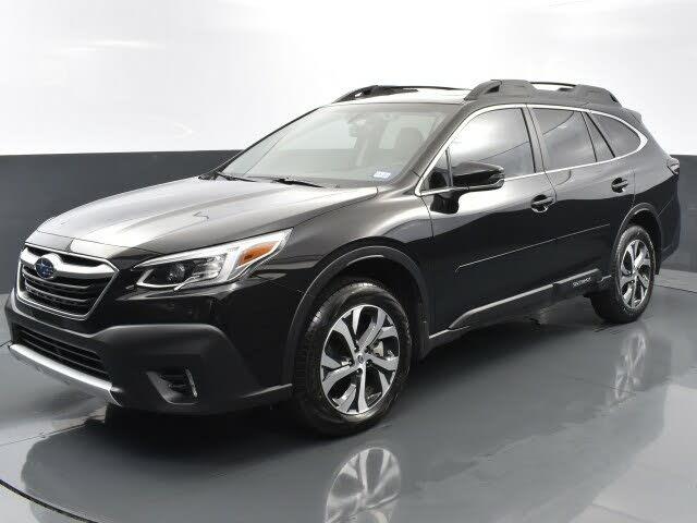 2021 Subaru Outback Limited XT Wagon AWD