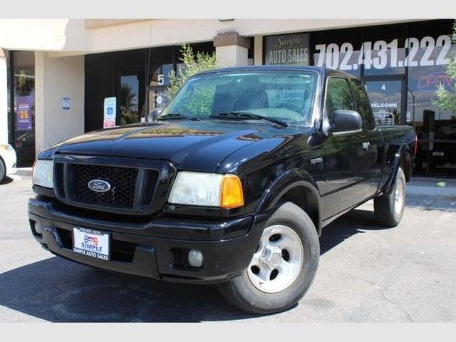 2005 Ford Ranger 4 Dr Edge Extended Cab SB