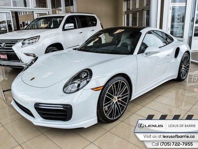 2018 Porsche 911 Turbo Coupe AWD