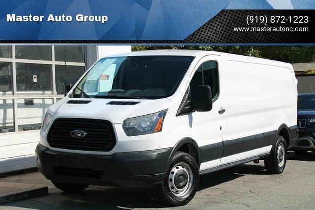 2015 Ford Transit Cargo 150 3dr LWB Low Roof with Sliding Passenger Side Door