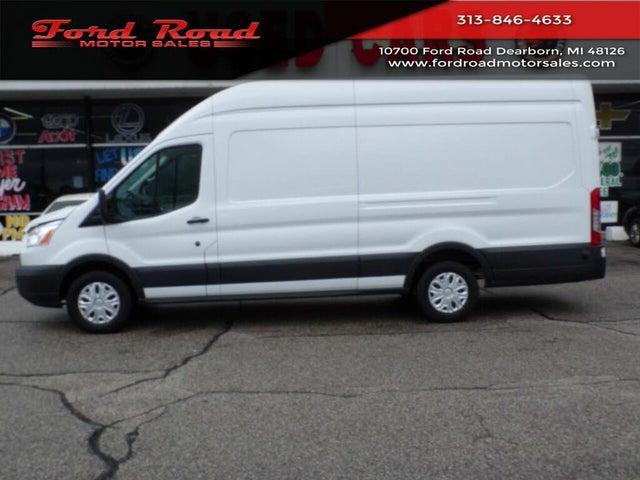2018 Ford Transit Cargo 350 3dr LWB High Roof Extended Cargo Van with Sliding Passenger Side Door