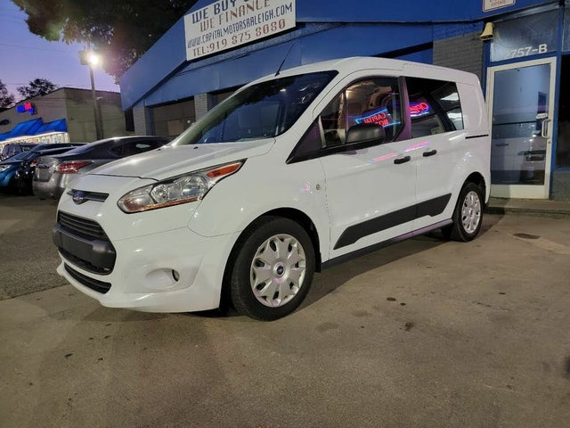 2018 Ford Transit Connect Cargo XLT FWD with Rear Cargo Doors