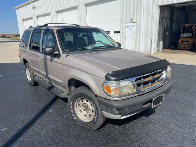 1998 Ford Explorer 4 Dr XLT 4WD SUV