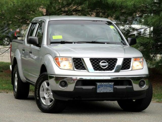2007 Nissan Frontier SE Crew Cab 4WD