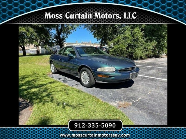 1998 Buick Riviera Supercharged Coupe FWD