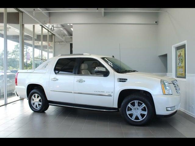 2008 Cadillac Escalade EXT 4WD