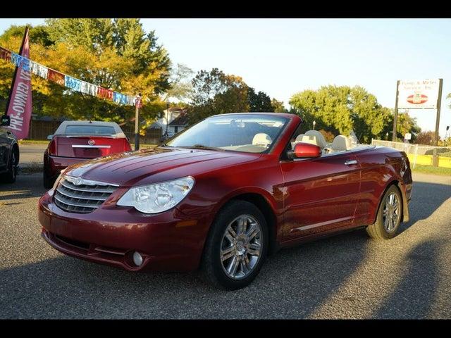 2008 Chrysler Sebring Limited Convertible FWD