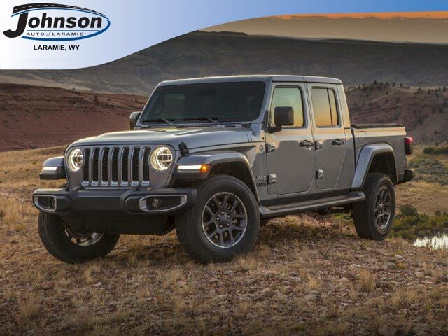 2020 Jeep Gladiator Mojave Crew Cab 4WD