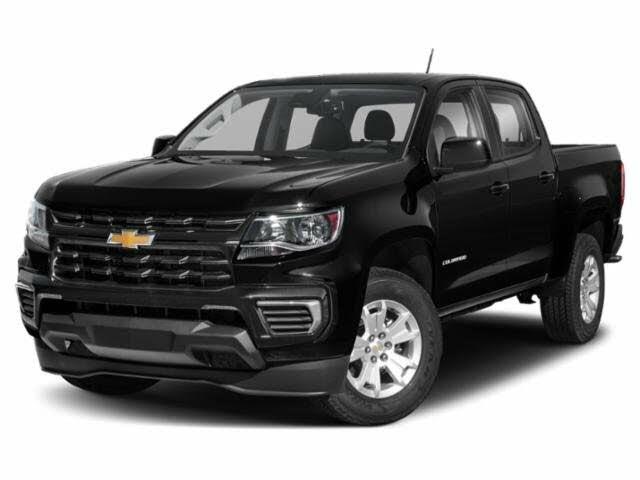 2022 Chevrolet Colorado Work Truck Crew Cab RWD