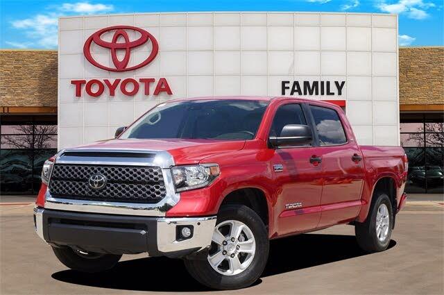 2020 Toyota Tundra SR5 CrewMax RWD