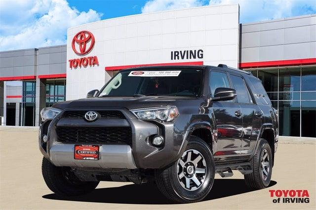 2018 Toyota 4Runner TRD Off-Road Premium 4WD