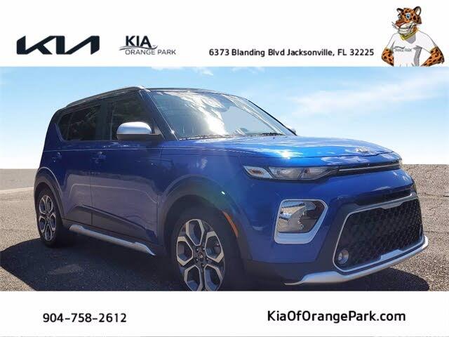 2020 Kia Soul X-Line FWD