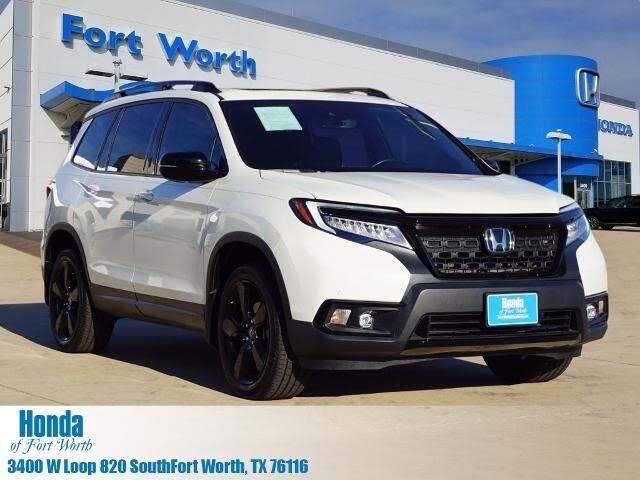 2019 Honda Passport Elite AWD