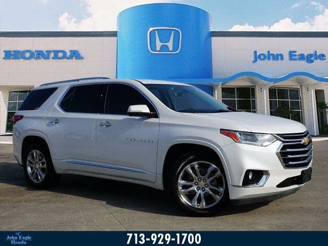 2019 Chevrolet Traverse High Country FWD